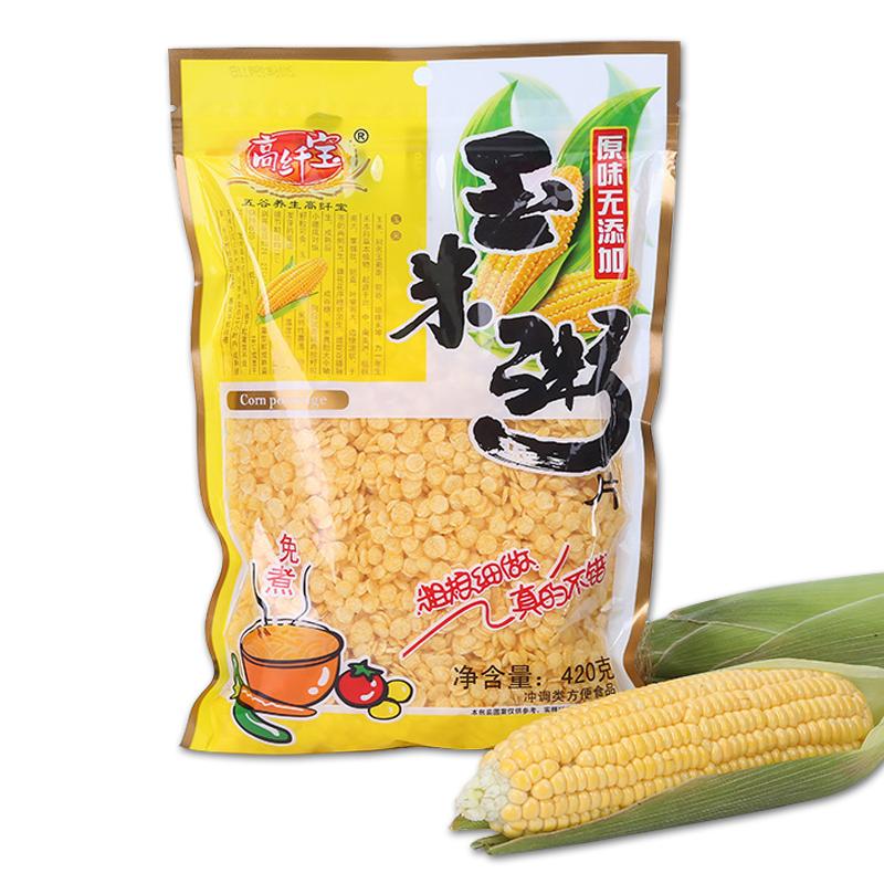 高纤宝——玉米粥片
